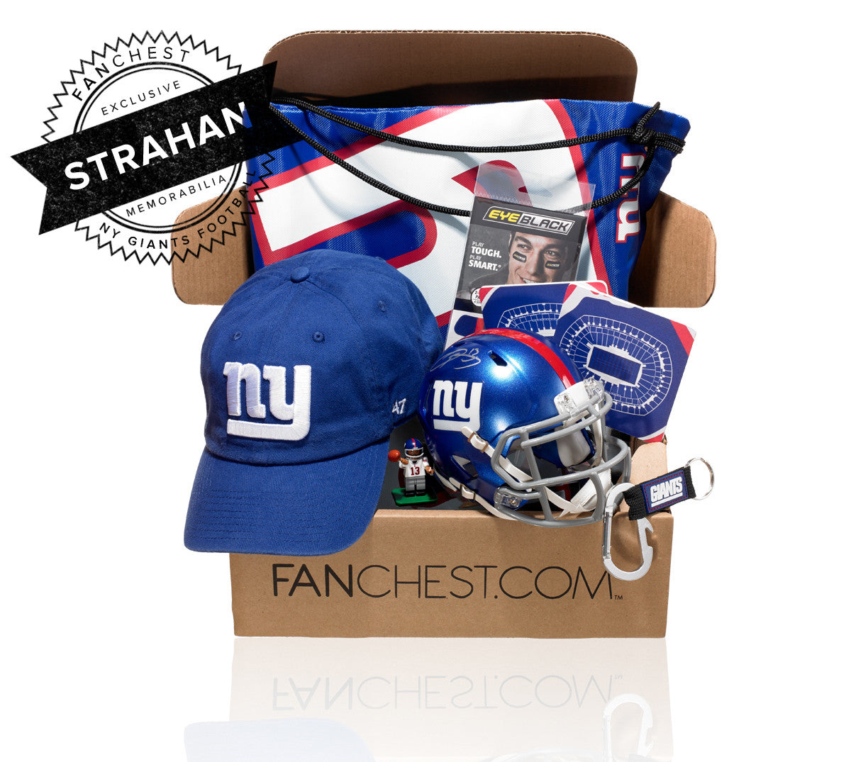 Michael Strahan FANCHEST IV