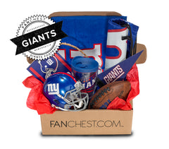 Giants Memorabilia FANCHEST V