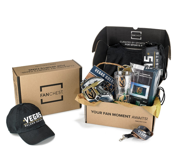 Vegas Golden Knights FANCHEST Deluxe