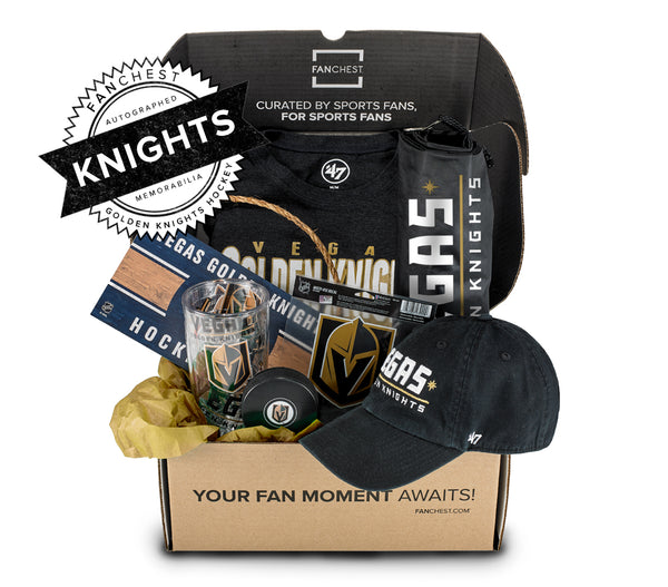 Golden Knights Memorabilia FANCHEST 3