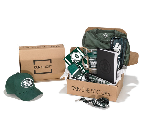 New York Jets FANCHEST Deluxe