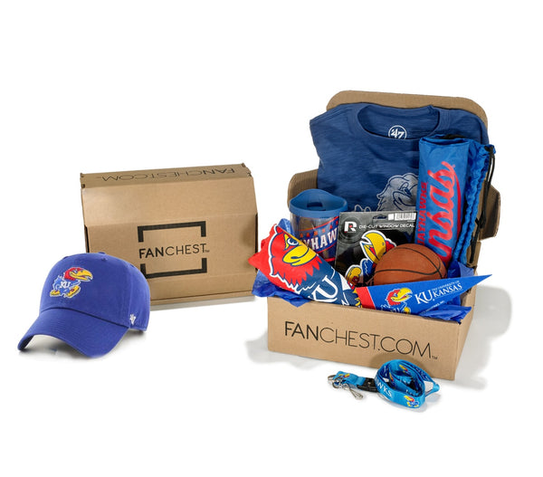 Kansas Jayhawks FANCHEST Deluxe