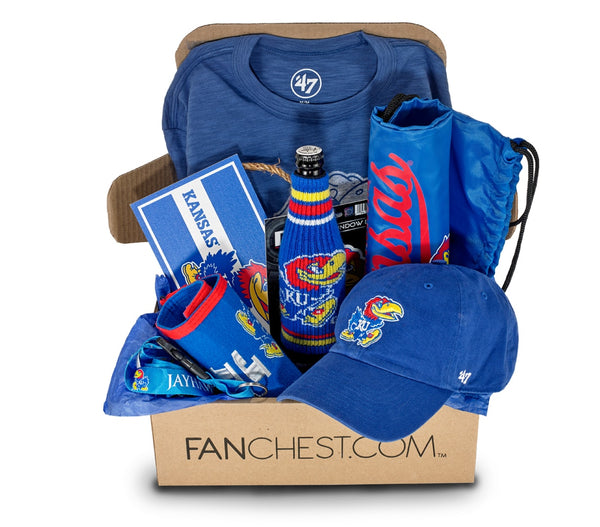 Kansas Jayhawks FANCHEST