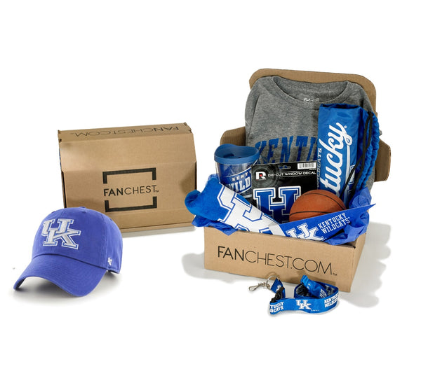 Kentucky Wildcats FANCHEST Deluxe