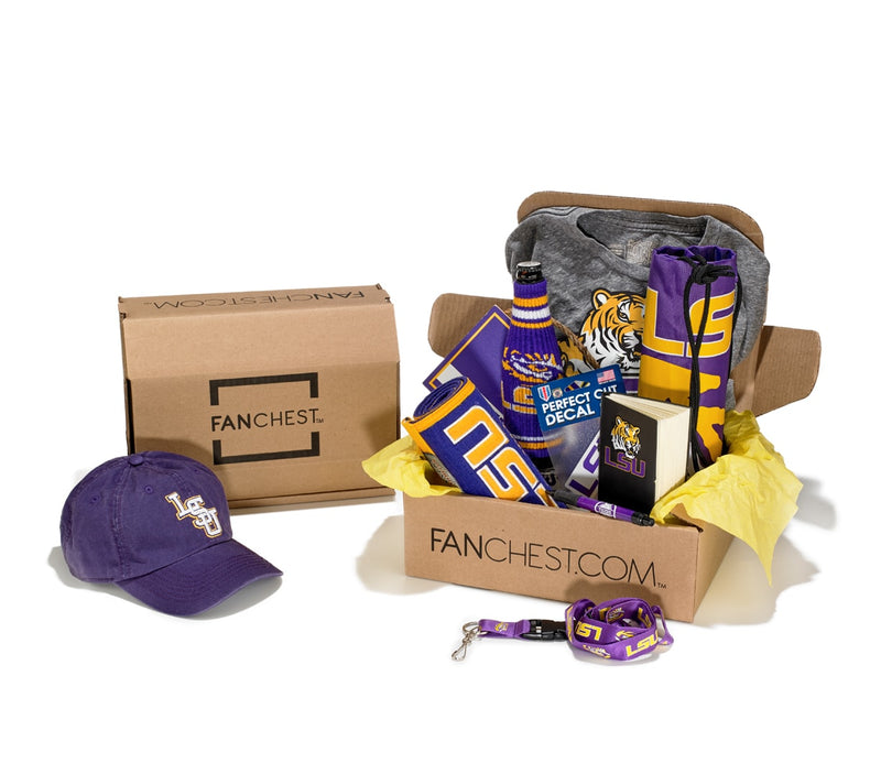 LSU Tigers FANCHEST Deluxe