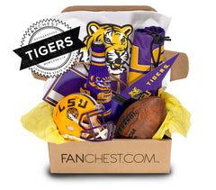 LSU Memorabilia FANCHEST I