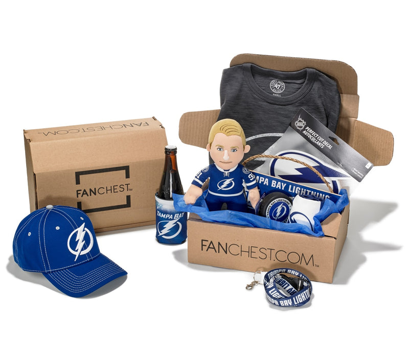 Tampa Bay Lightning FANCHEST Deluxe