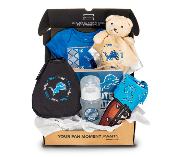 Detroit Lions Baby FANCHEST