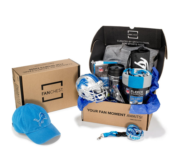 Detroit Lions FANCHEST Deluxe