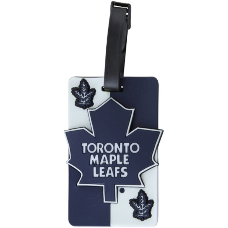 Maple Leafs Luggage Tag