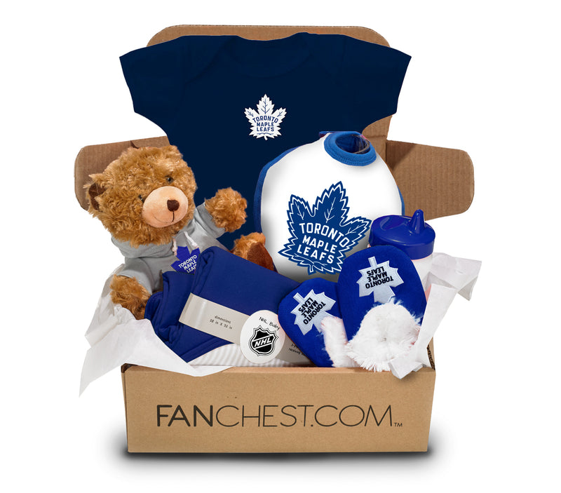 100795e64 Toronto Maple Leafs Baby Clothes