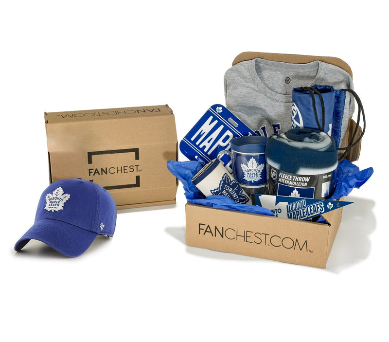 super popular ee4d1 1a9b3 Toronto Maple Leafs FANCHEST Deluxe