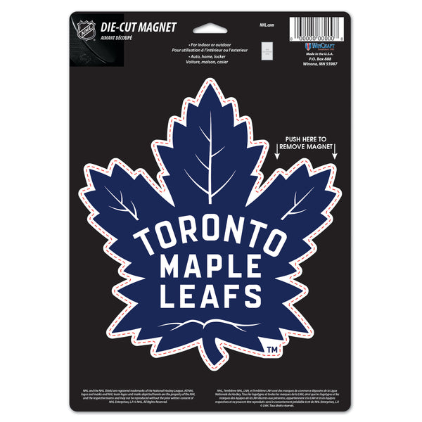 Maple Leafs Magnet