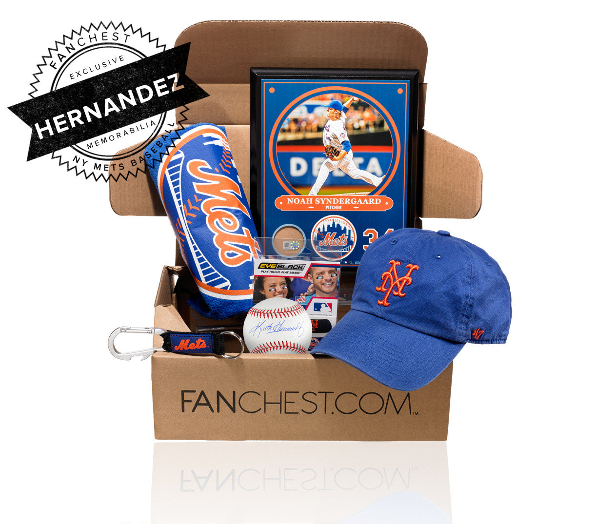 Keith Hernandez FANCHEST III