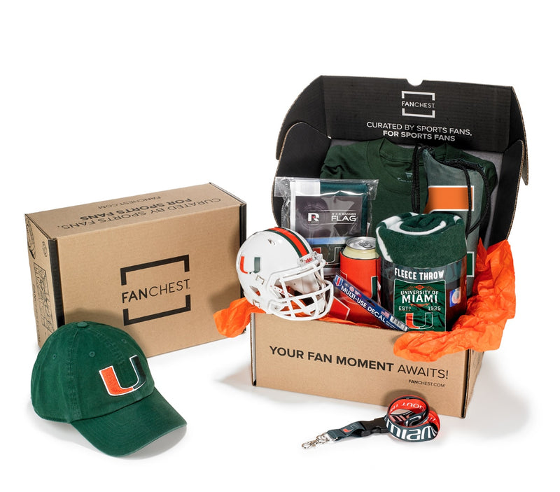 Miami Hurricanes FANCHEST Deluxe