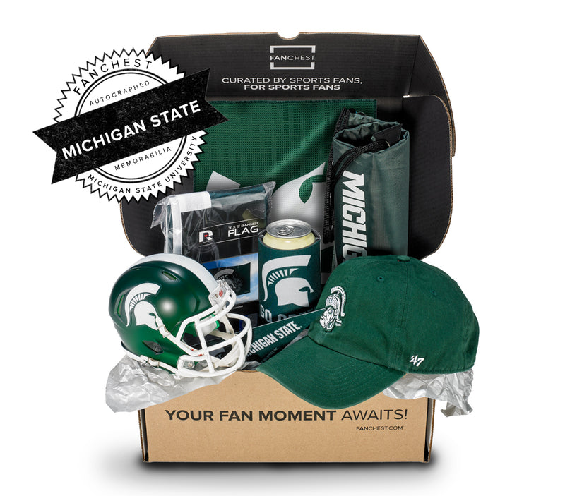 Michigan State Memorabilia FANCHEST 3