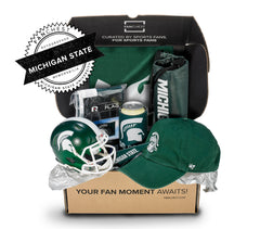 Michigan State Memorabilia FANCHEST I