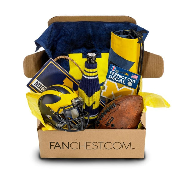 Michigan Wolverines FANCHEST