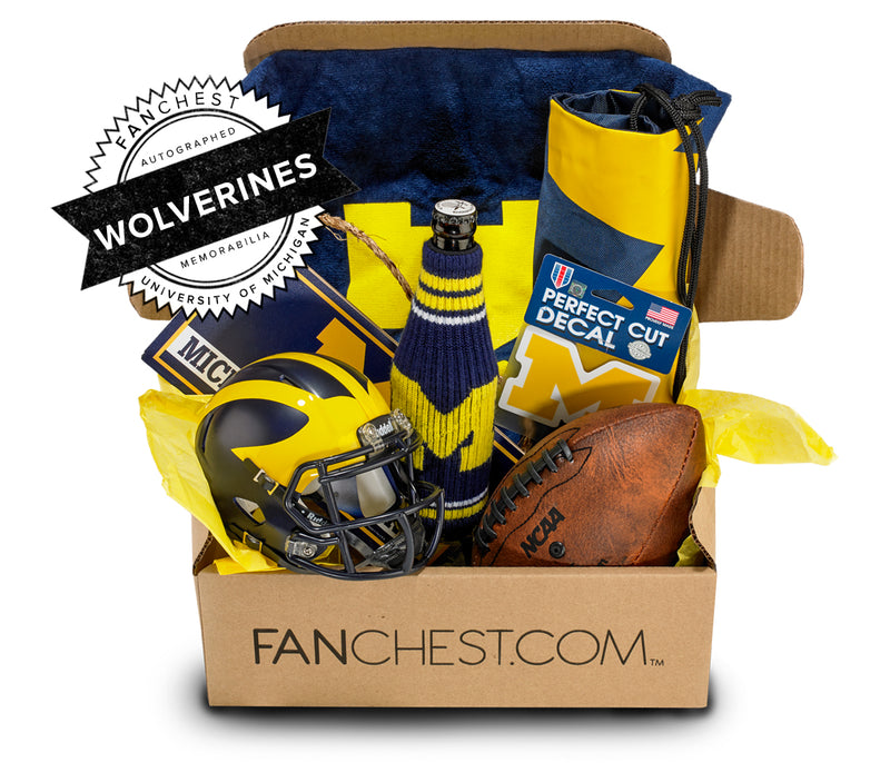 Michigan Memorabilia FANCHEST