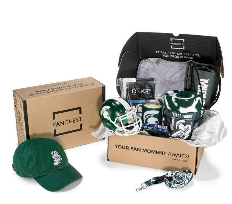 Michigan State Spartans FANCHEST Deluxe