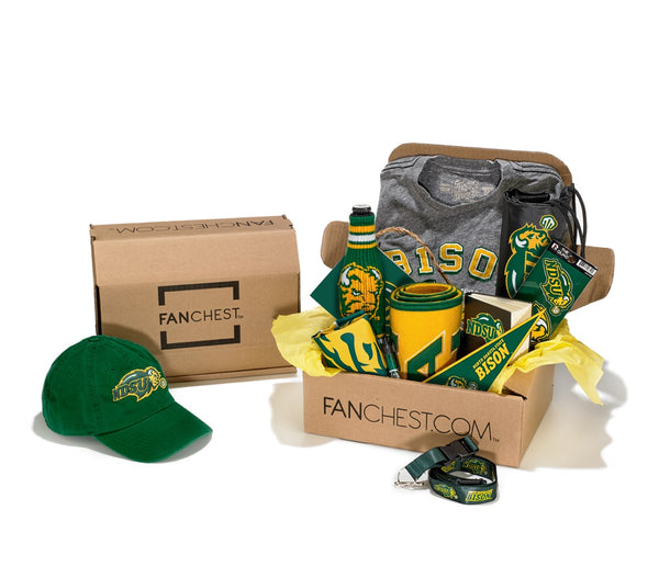 North Dakota State Bison FANCHEST Deluxe