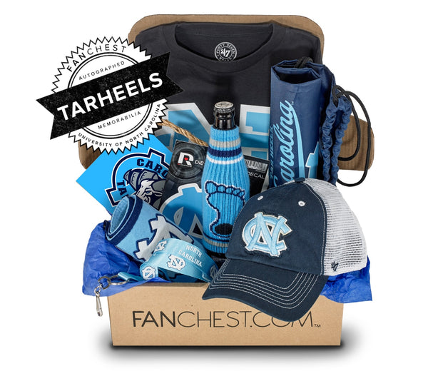 North Carolina Memorabilia FANCHEST 2