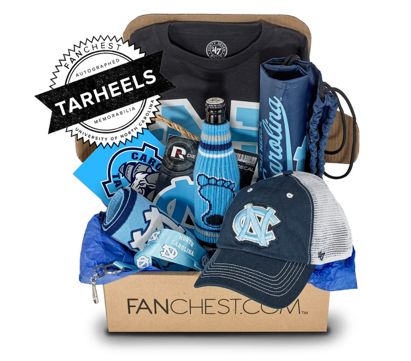 North Carolina Memorabilia FANCHEST 3