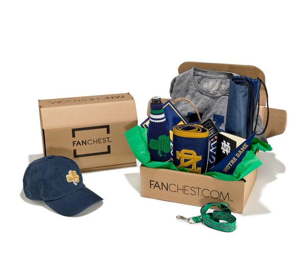 Notre Dame Fighting Irish FANCHEST Deluxe