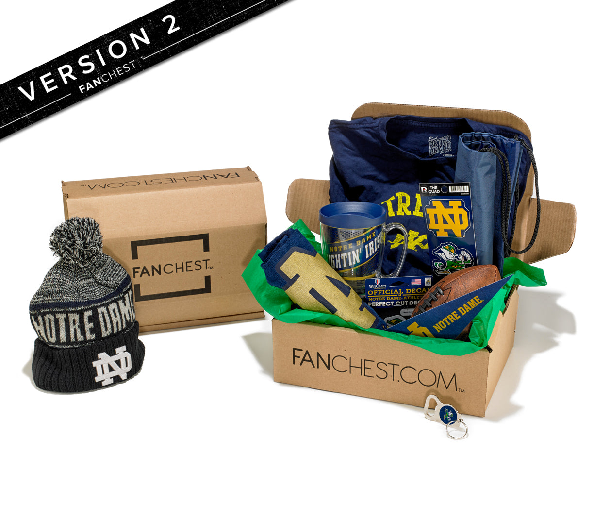 Notre Dame FANCHEST II