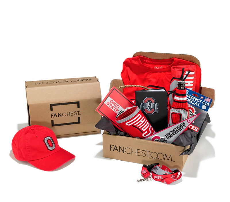 Ohio State Buckeyes FANCHEST Deluxe