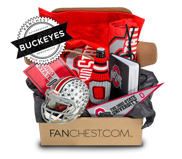 Ohio State Memorabilia FANCHEST 2