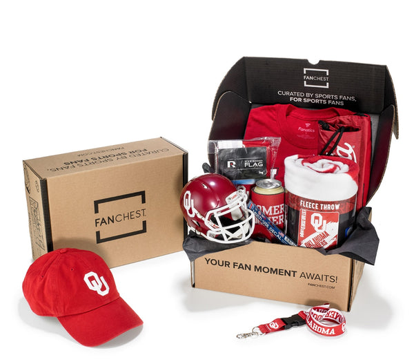 Oklahoma Sooners FANCHEST Deluxe