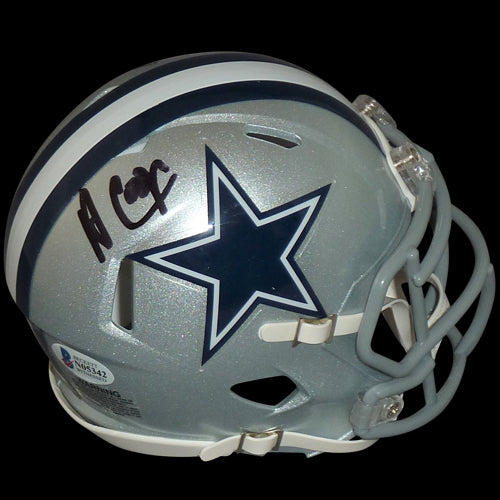 Cowboys Signed Mini Helmet - Tony Dorsett