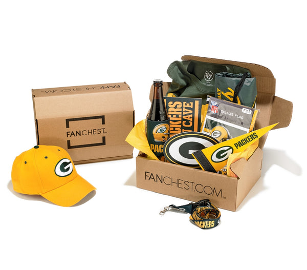 Green Bay Packers FANCHEST Deluxe