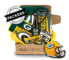 Packers Memorabilia FANCHEST IV