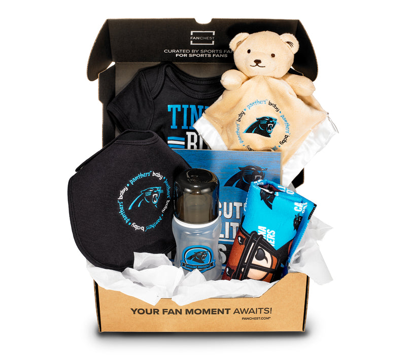 564ae543c Carolina Panthers Baby Gear | Panthers Baby Clothes