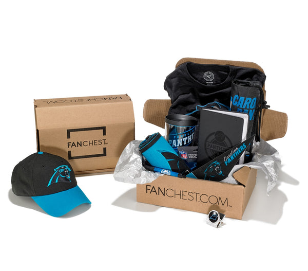 Carolina Panthers FANCHEST Deluxe