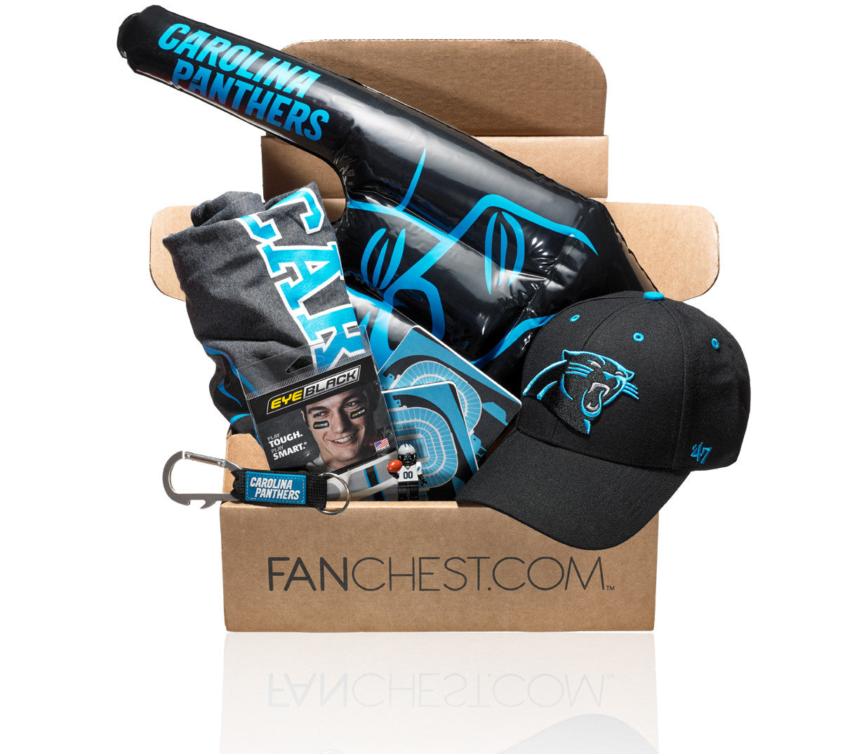 Carolina Panthers Fall 2016 FANCHEST