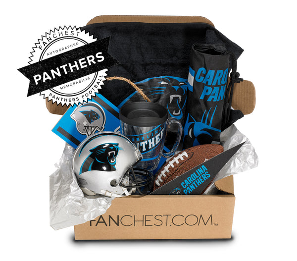 Panthers Memorabilia FANCHEST Deluxe