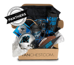 Panthers Memorabilia FANCHEST 3