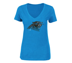 Women's Carolina Panthers T-Shirt
