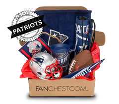 Patriots Memorabilia FANCHEST 3