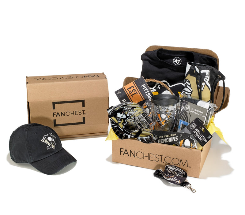 Pittsburgh Penguins FANCHEST Deluxe