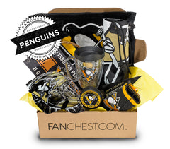 Penguins Memorabilia FANCHEST 3