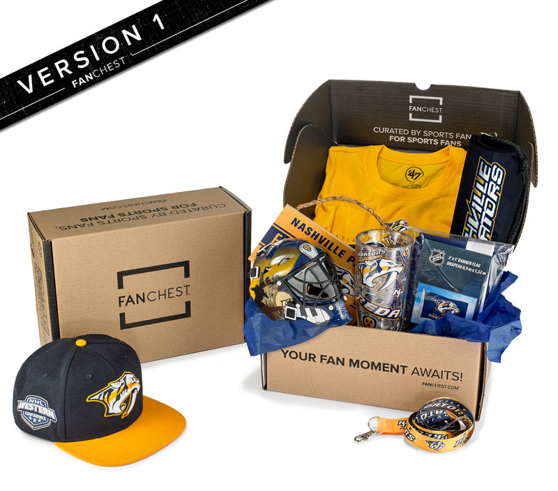 Nashville Predators FANCHEST 2
