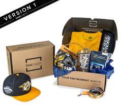 Nashville Predators FANCHEST I