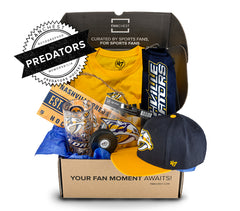 Predators Memorabilia FANCHEST 3
