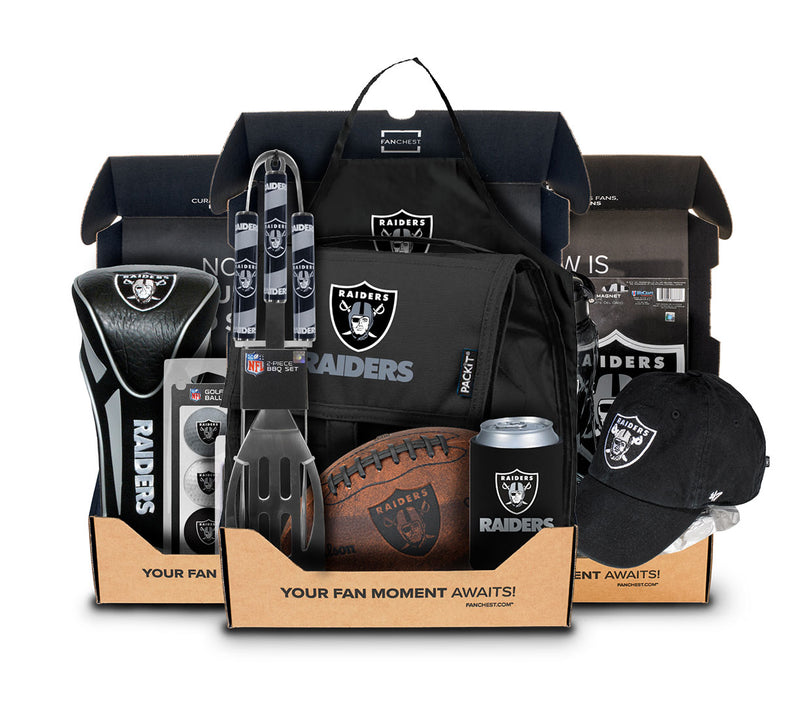 Raiders Themed FANCHEST