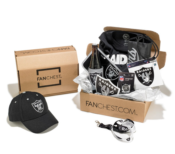 Oakland Raiders FANCHEST Deluxe
