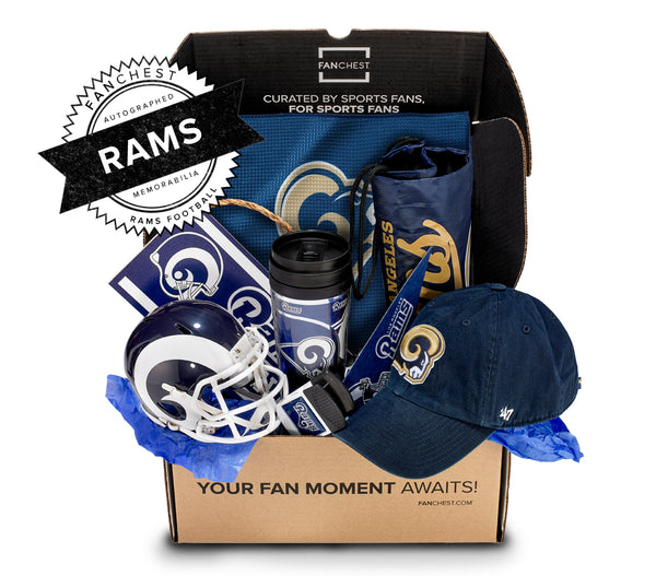 Rams Memorabilia FANCHEST 3